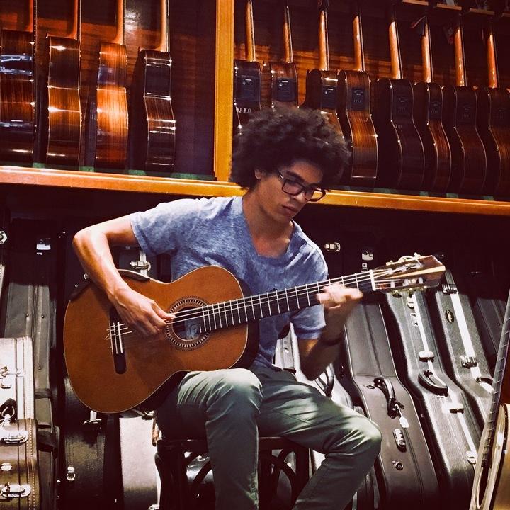 Caio Maximo Guitar Tour Dates