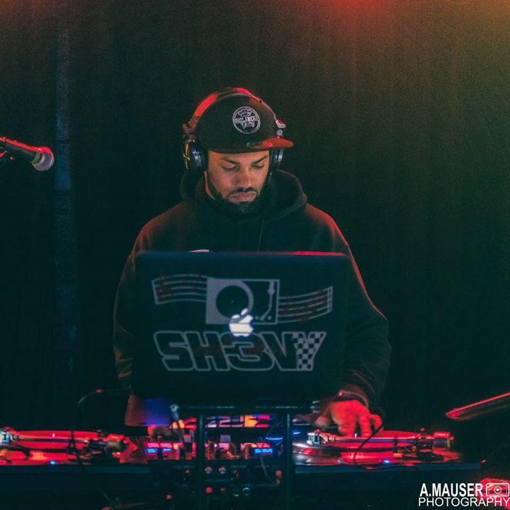 DJ Sh3vy Tour Dates