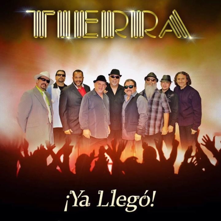 Tierra Tour Dates