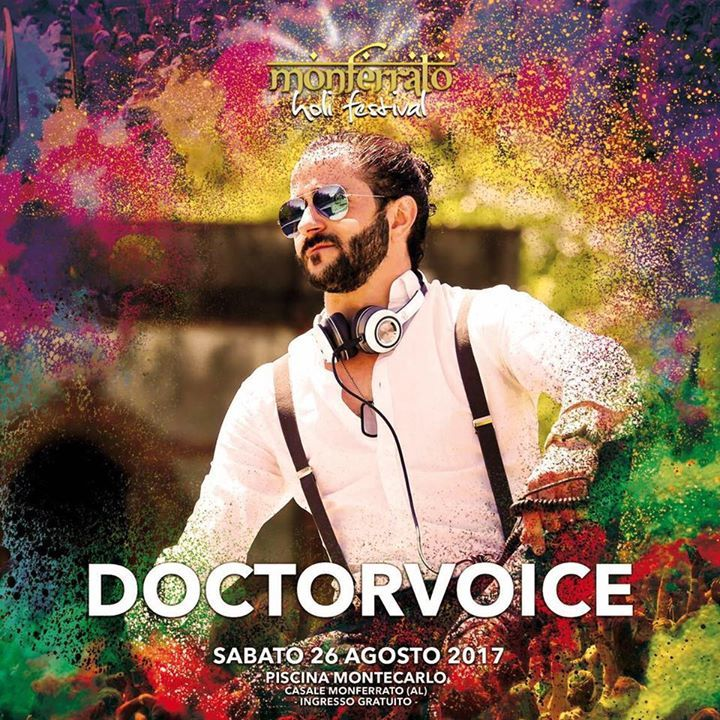dj doctorvoice Tour Dates