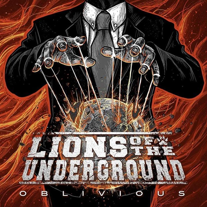 Lions Of The Underground Tour Dates