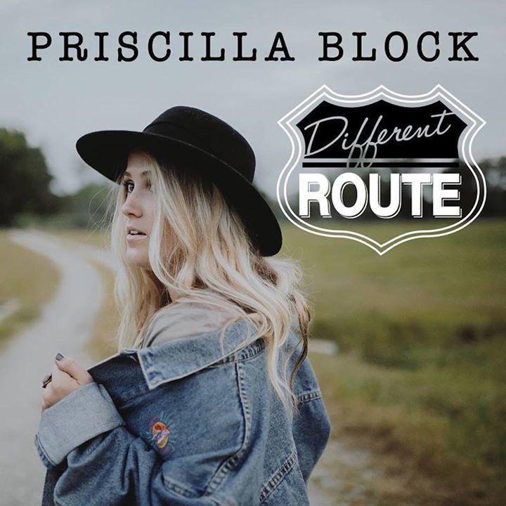 Priscilla Block Tour Dates