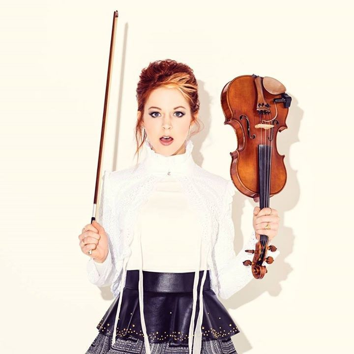 Lindsey Stirling @ Pauley Pavilion - Los Angeles, CA