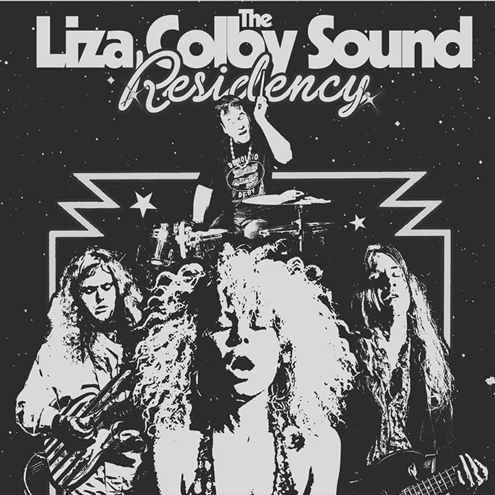 the Liza Colby Sound Tour Dates