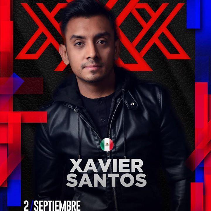 Xavier Santos Tour Dates
