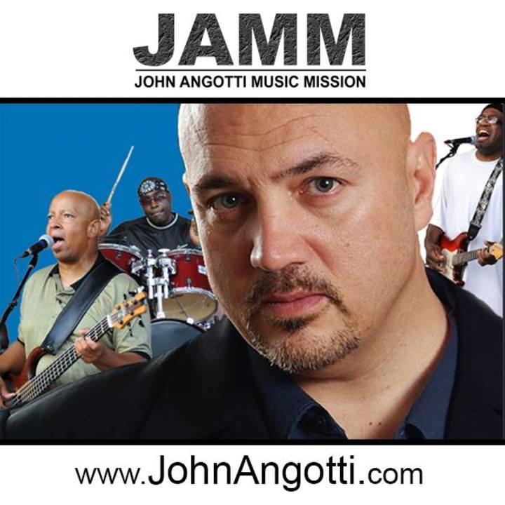 John Angotti Music Mission Tour Dates