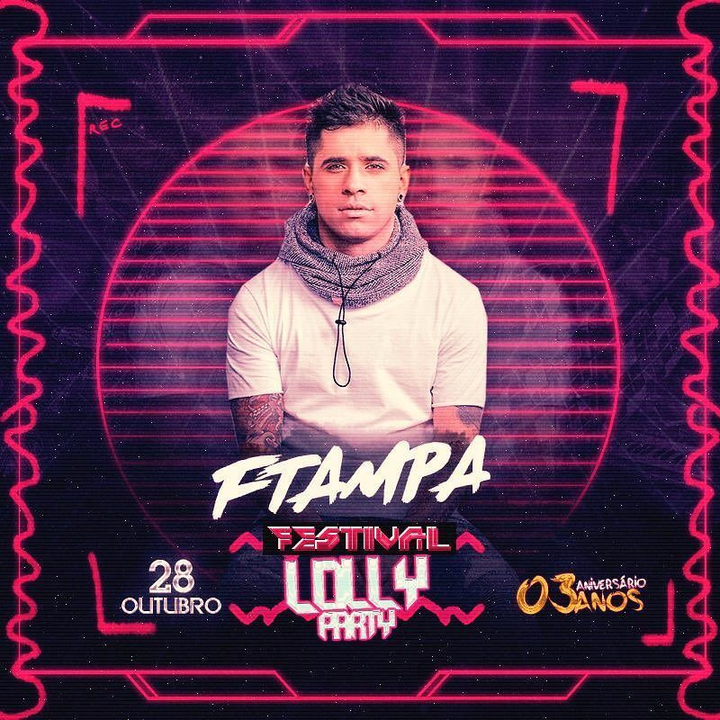 FTAMPA @ LOLLY PARTY - Sao Paulo, Brazil