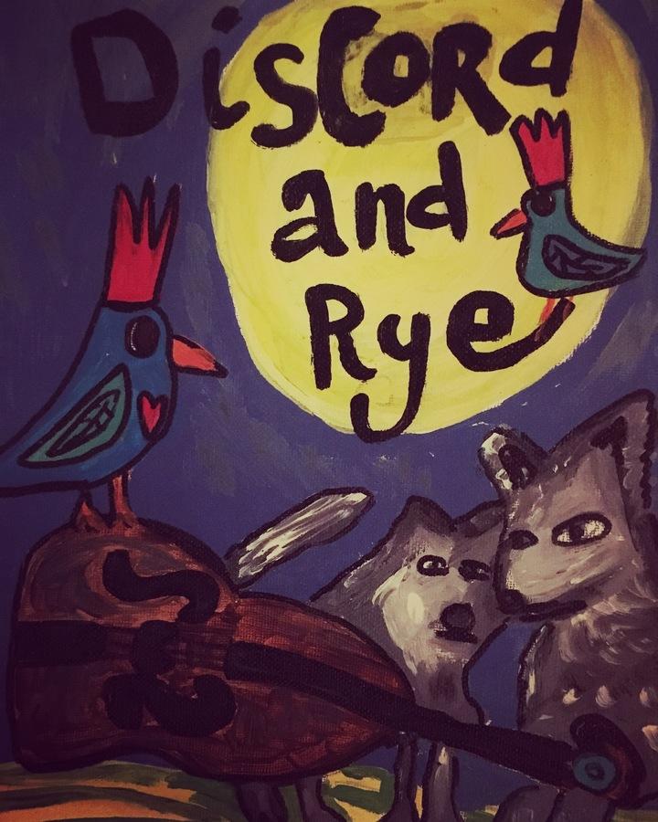 Discord & Rye @ Downbeat Lounge - Honolulu, HI
