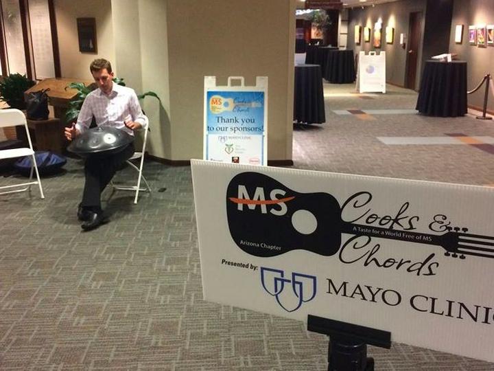 Sylvain Paslier Music @ Mayo Clinic - Scottsdale, AZ