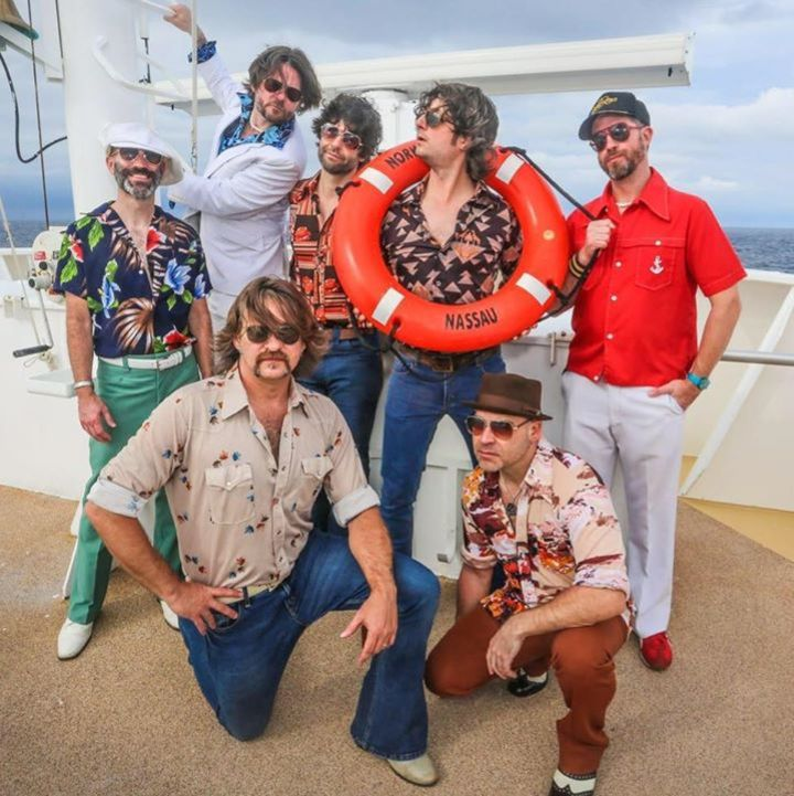 Yacht Rock Revue @ The Wellmont Theater - Montclair, NJ