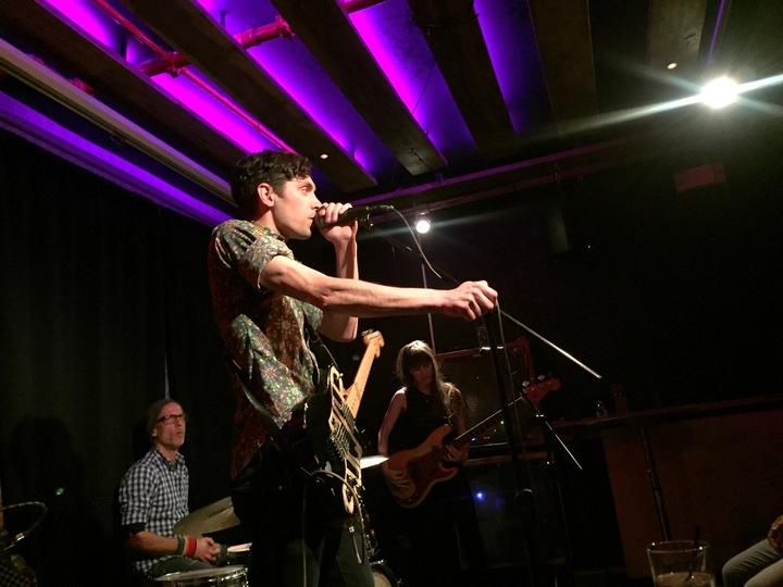 Jeff Taylor @ Rockwood Music Hall Stage 3 - New York, NY