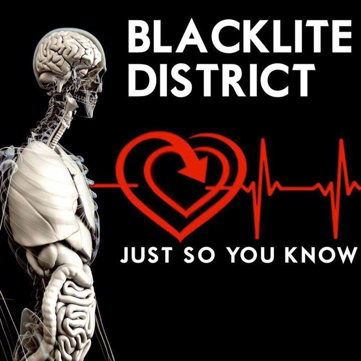 BLACKLITE DISTRICT @ Wow Hall - Eugene, OR