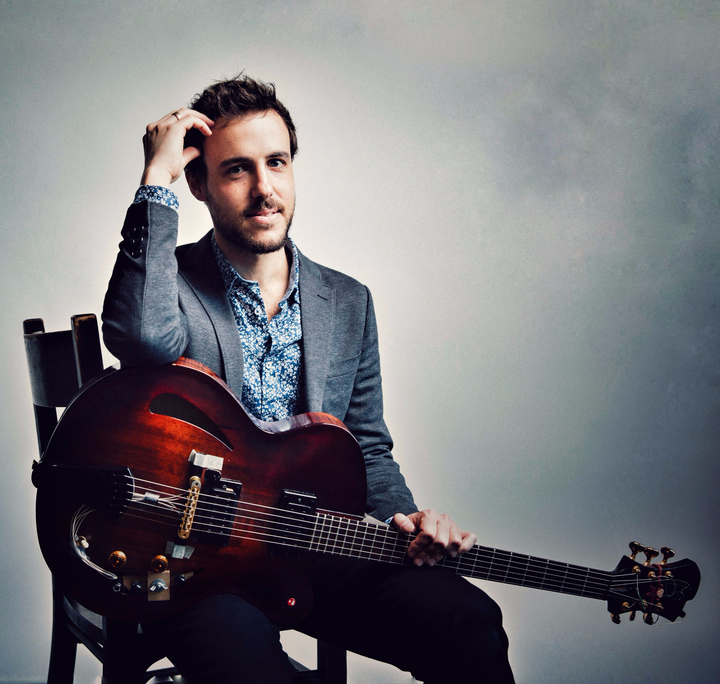 Gilad Hekselman @ gHex Trio + Mark Turner - Royal Welch College of Music - Cardiff, United Kingdom