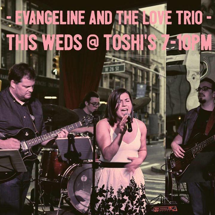 Evangeline Joy Tour Dates