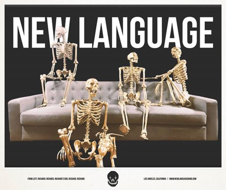 New Language @ The Satellite - Los Angeles, CA