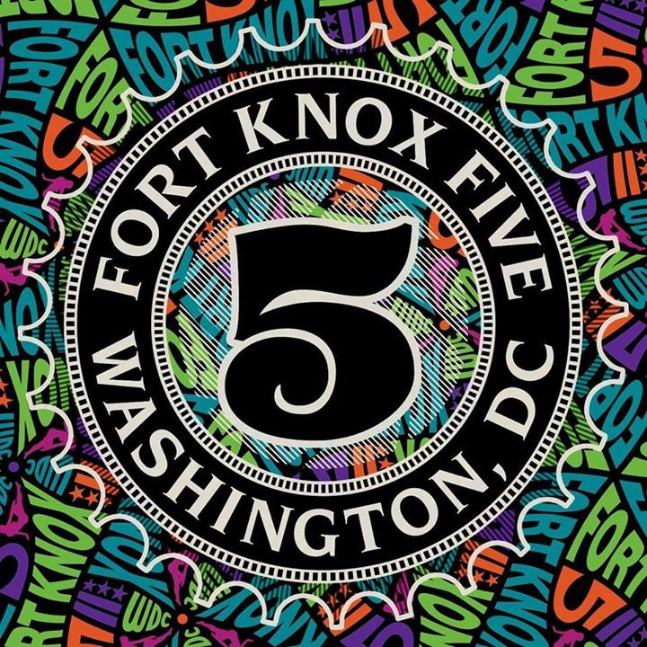 Fort Knox Five Tour Dates