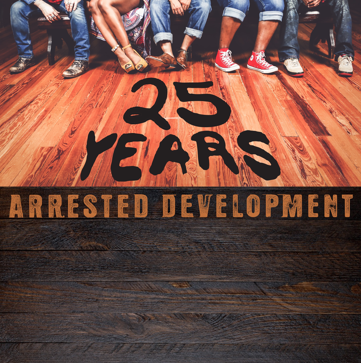 Arrested Development Tour Dates