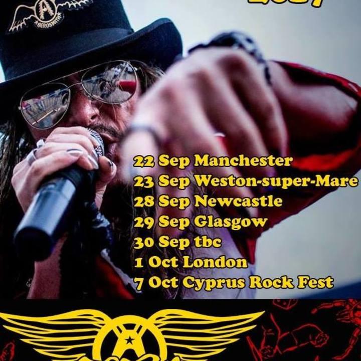 TOXIC TWINS Aerosmith Tribute Tour Dates