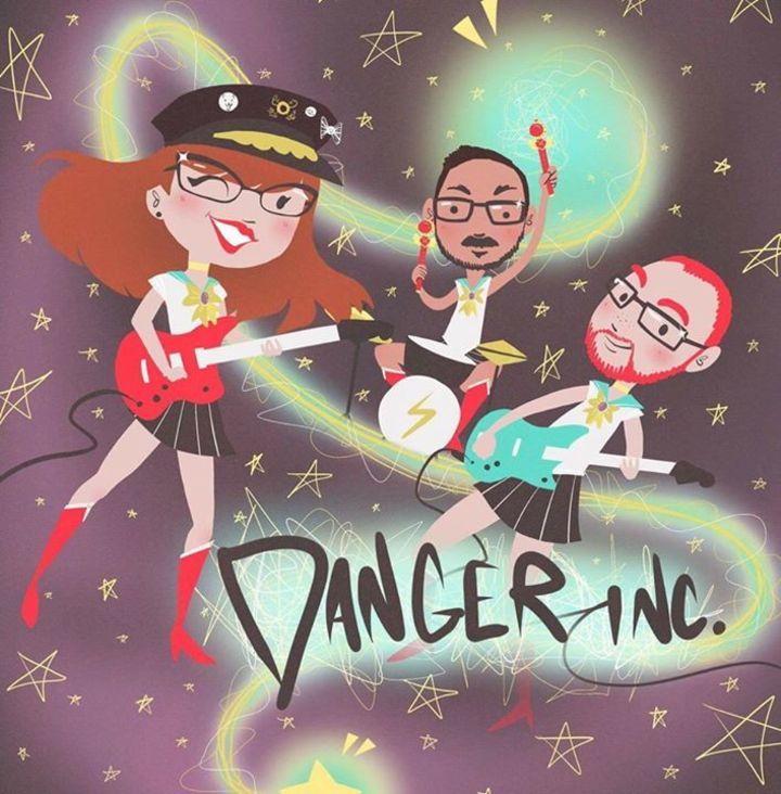Danger Inc Tour Dates
