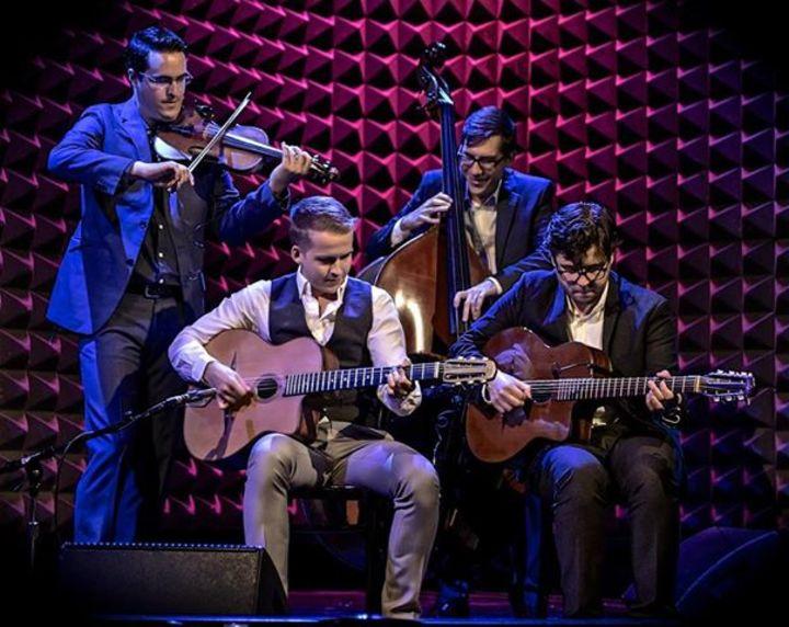Rhythm Future Quartet @ THE BLACK BOX - Franklin, MA