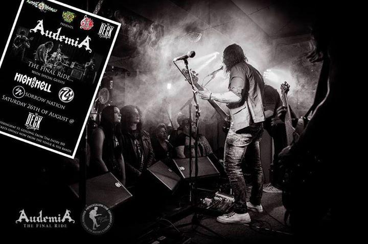 Audemia Tour Dates