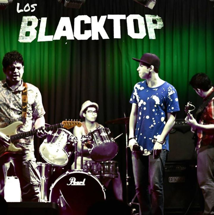 Los Blacktop Tour Dates