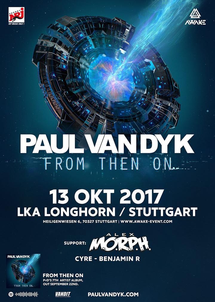 Cyre @ LKA Longhorn - Stuttgart, Germany
