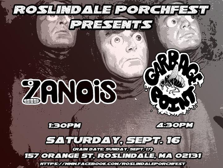 Garbage Point @ Roslindale Porch Fest - Boston, MA