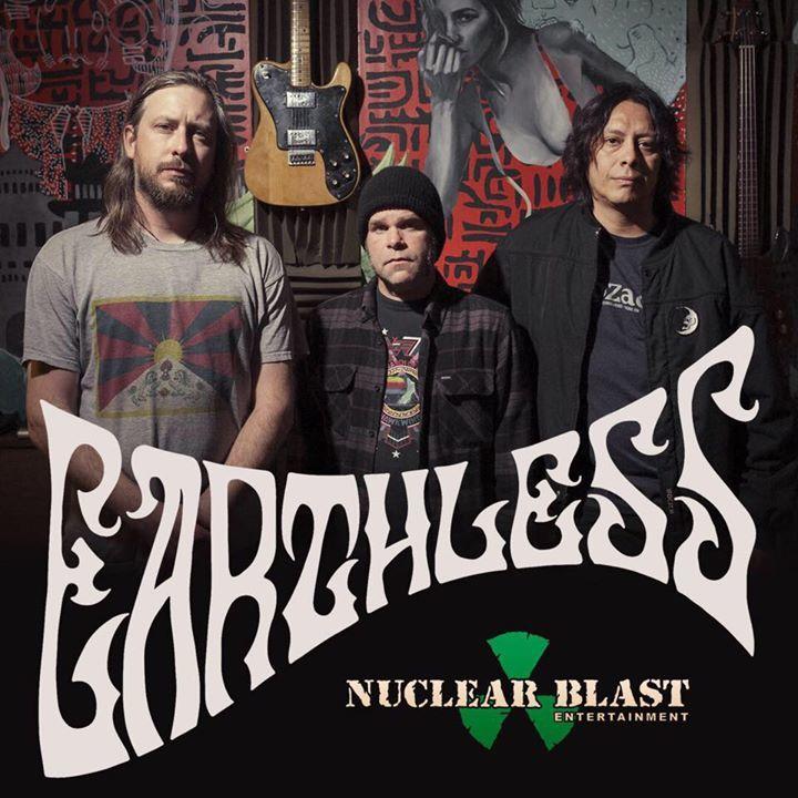 Earthless @ THE CHAPEL - San Francisco, CA
