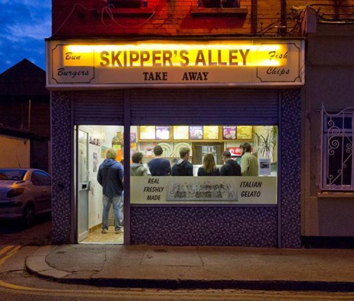 Skipper's Alley @ Belleville Roots - Newburyport, MA