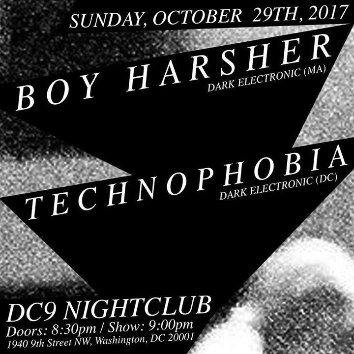 Technophobia @ Black Cat  - Washington, DC