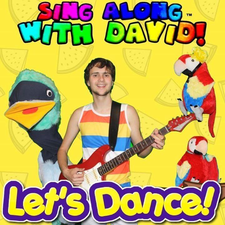 Sing Along With David Tour Dates