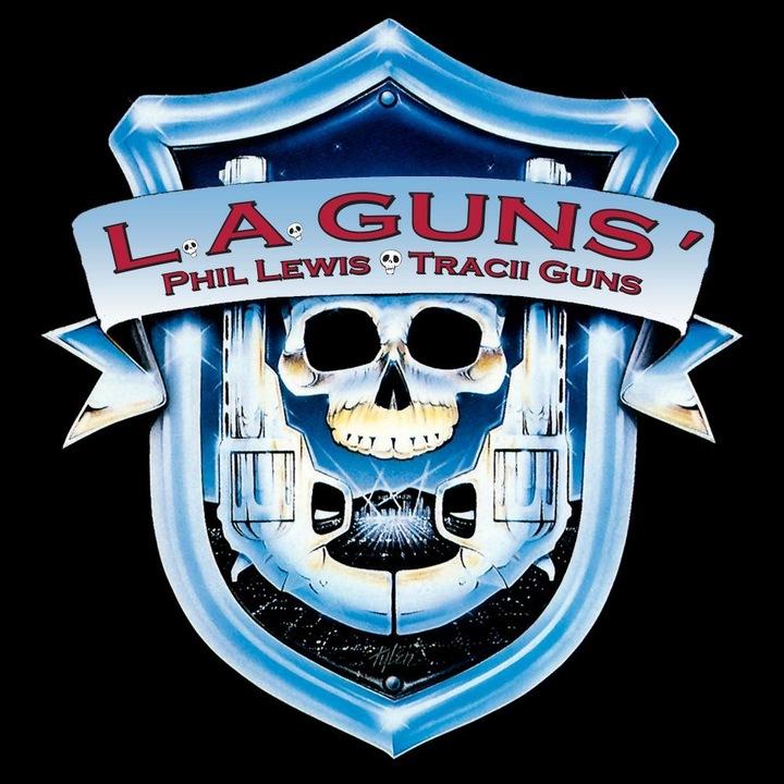 L.A. GUNS W/Tracii Guns And Phil Lewis @ BLUESIANA ROCK CAFE  - Velden Am Wörther See, Austria