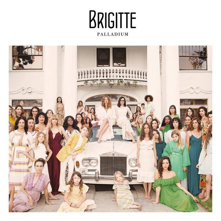 Brigitte @ Bourse du Travail - Lyon, France