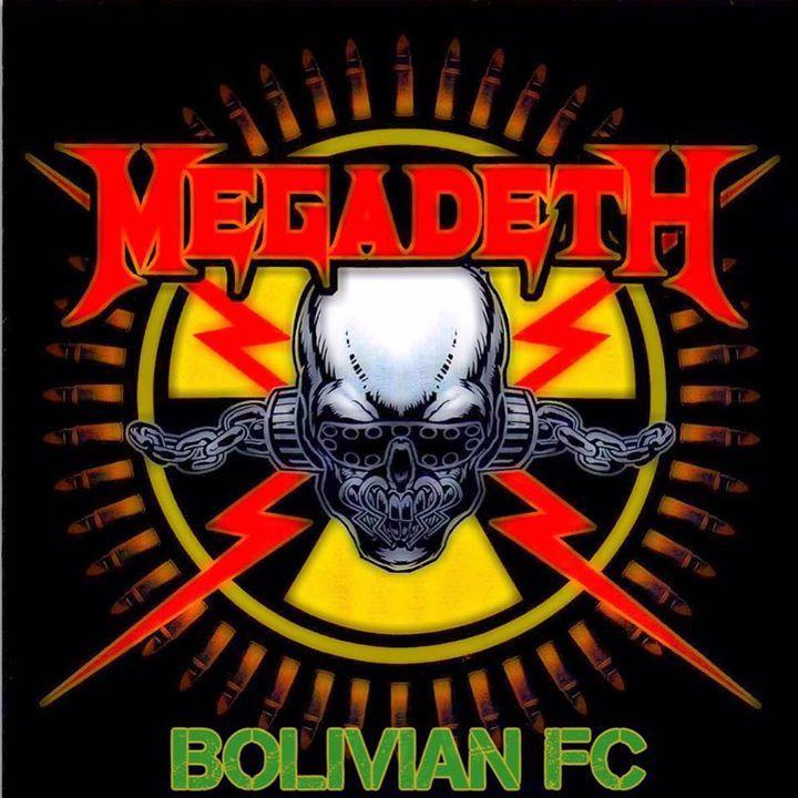 Megadeth Bolivian FC Tour Dates