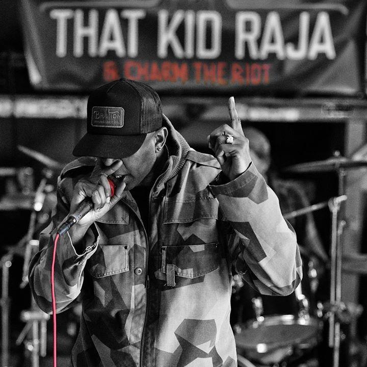 That Kid Raja & Charm The Riot Tour Dates