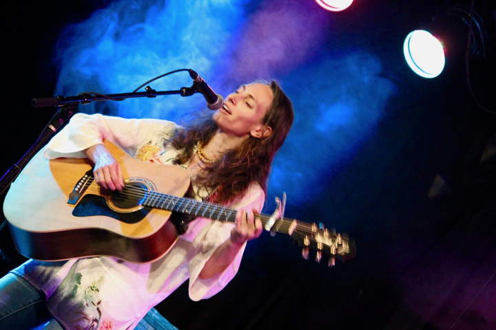 Abigail Dowd Musician @ Common Grounds - Greensboro, NC