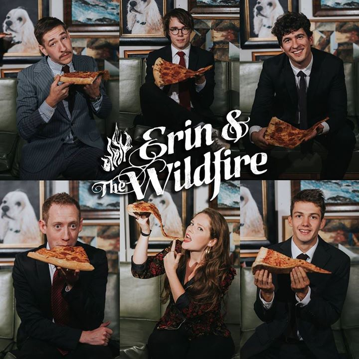 Erin & the Wildfire @ The Rives Theater - Martinsville, VA