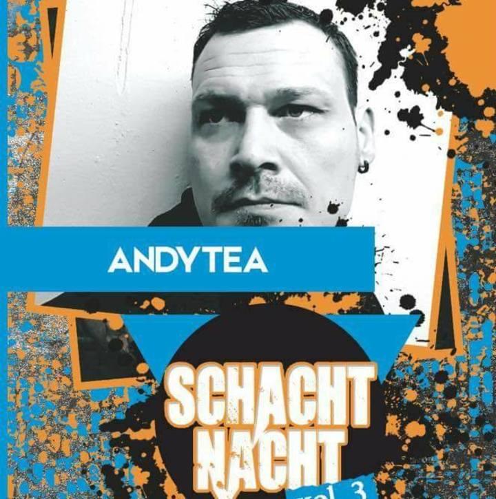 Andytea Tour Dates