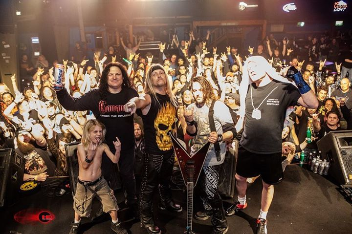 Conquestmetal @ The Family Arena - Saint Charles, MO