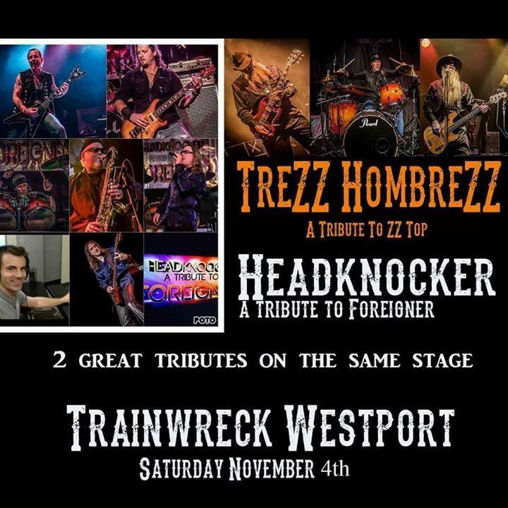 Headknocker Tribute to Foreigner Tour Dates