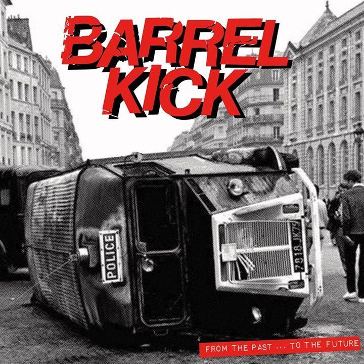 Barrel Kick @ Jam Session - Vannes, France