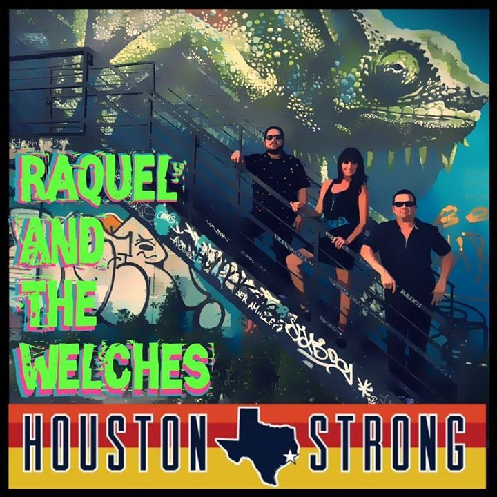 Raquel and The Welches Tour Dates