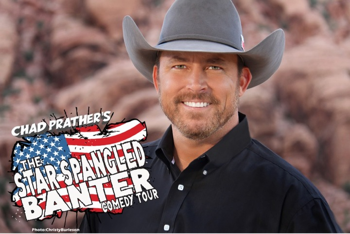 Chad Prather @ Chad Prather's Star Spangled Banter Tour - Fargo, ND