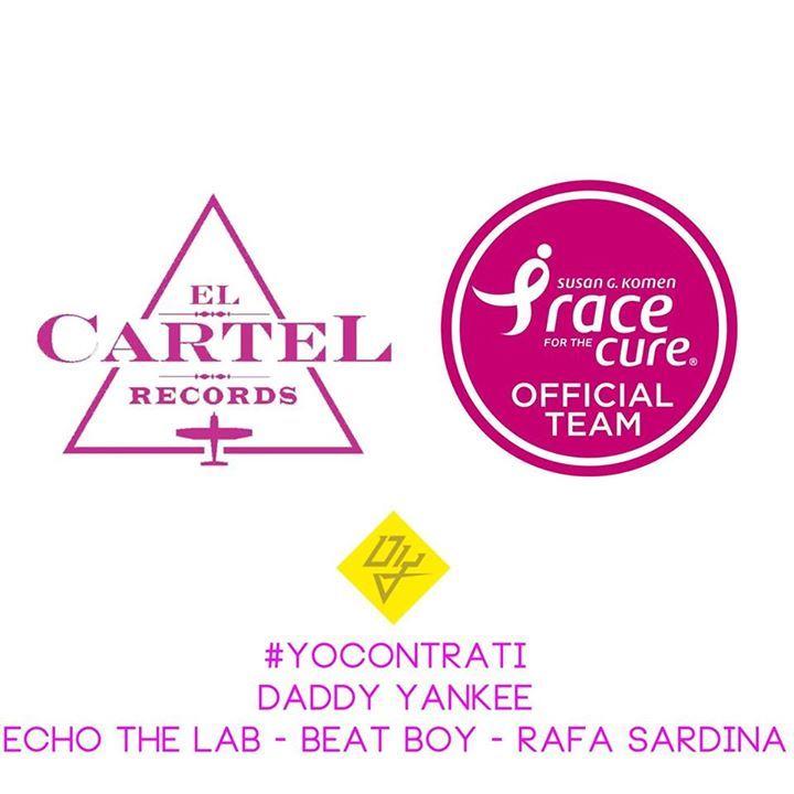 El Cartel Records Tour Dates
