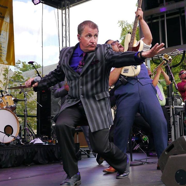 Louis Prima, Jr. and the Witnesses @ The Kate - Katharine Hepburn Cultural Arts Center - Old Saybrook, CT