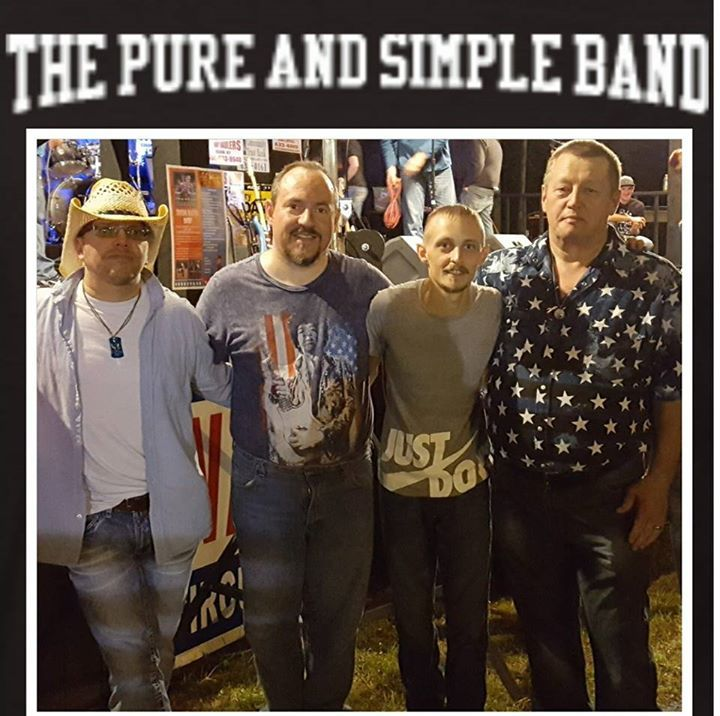 Pure and Simple Band Tour Dates