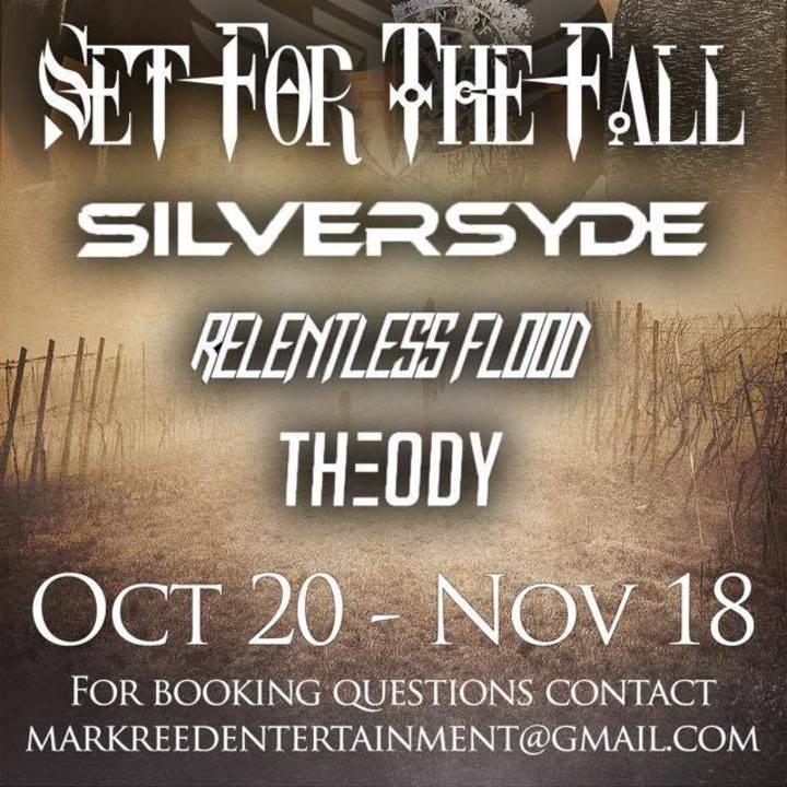 Relentless Flood Tour Dates