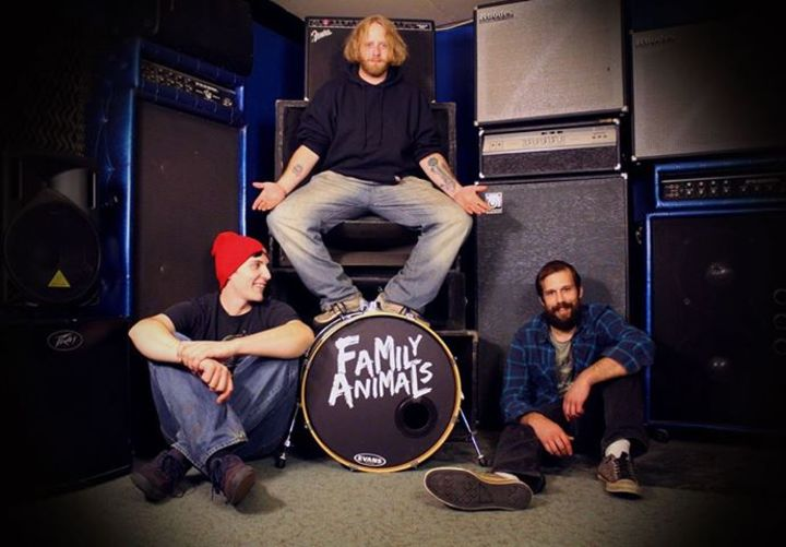 Family Animals @ The Sherman Theater  - Stroudsburg, PA