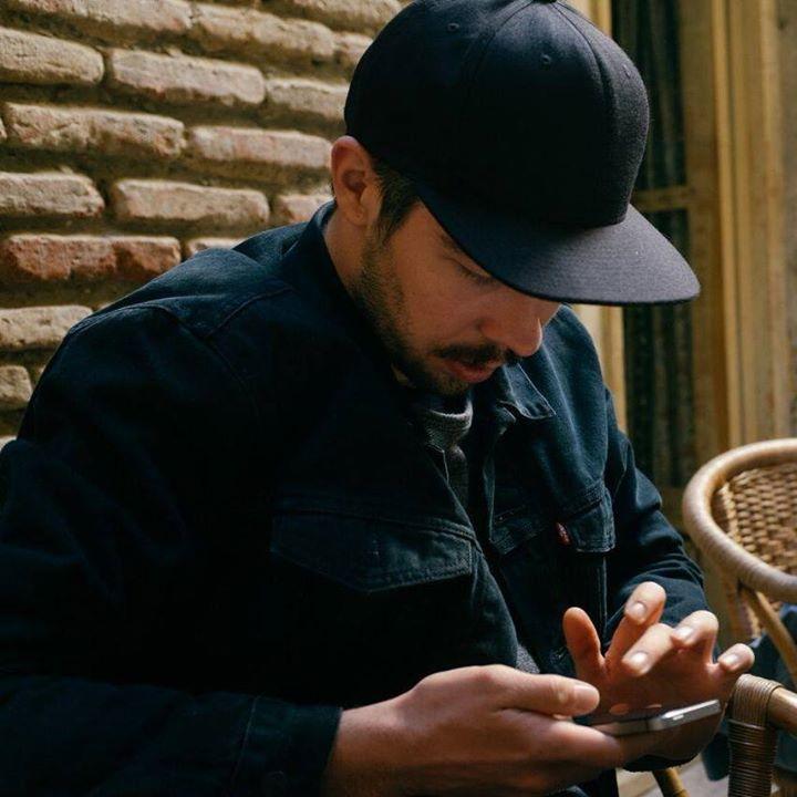 Dario Zenker @ Ilian Tape @Radion  - Amsterdam, Netherlands